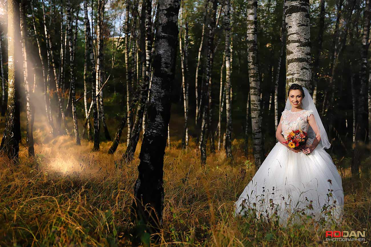 Fotografii de nunta in Moinesti Bacau