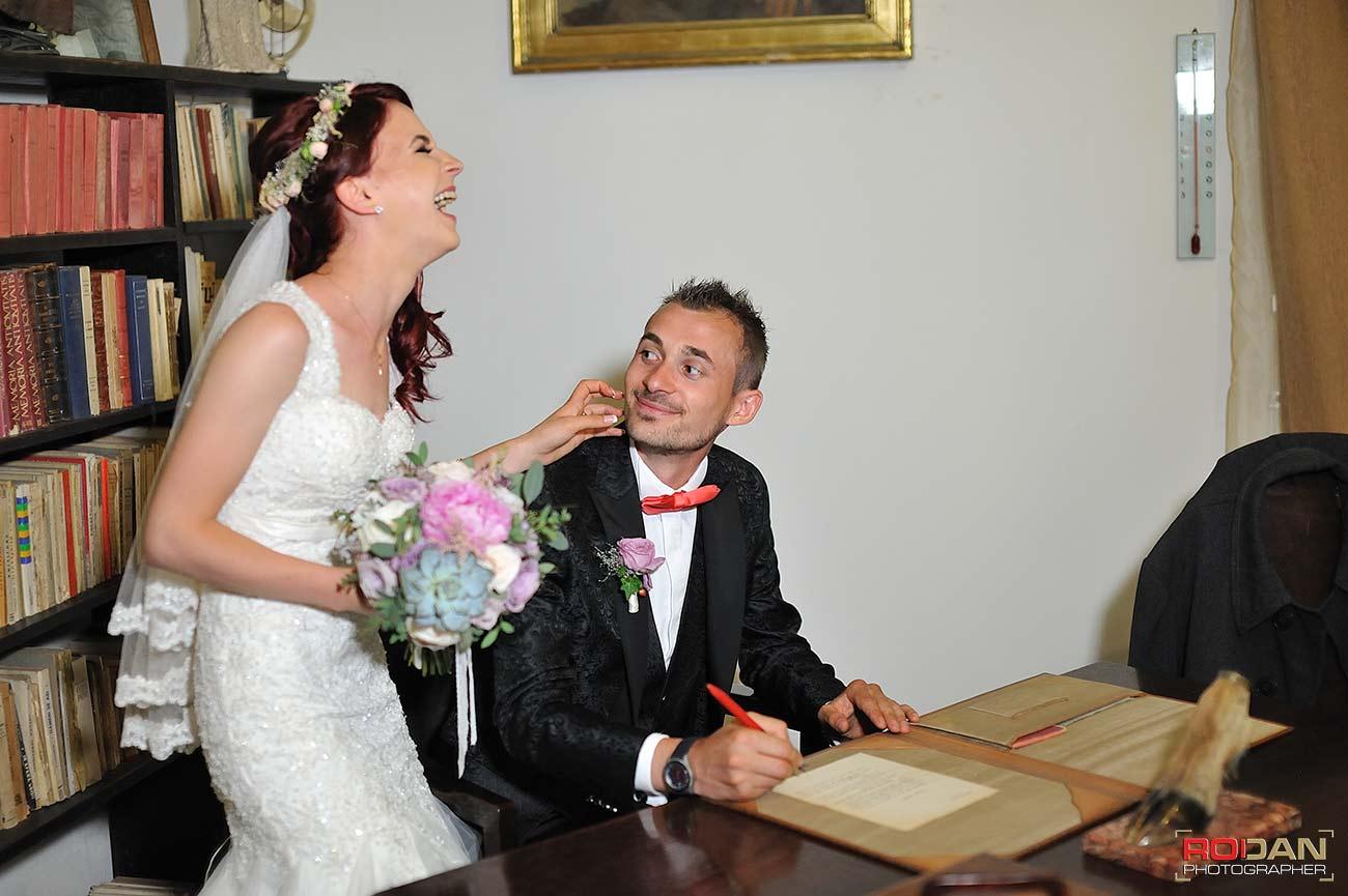 Sedinta foto de nunta Tg Neamt