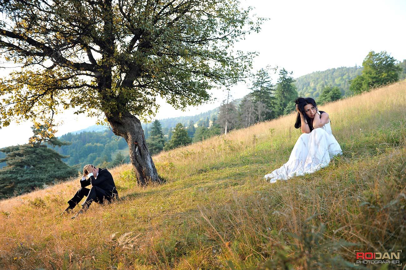 sedinta foto nunta Piatra Neamt Romania