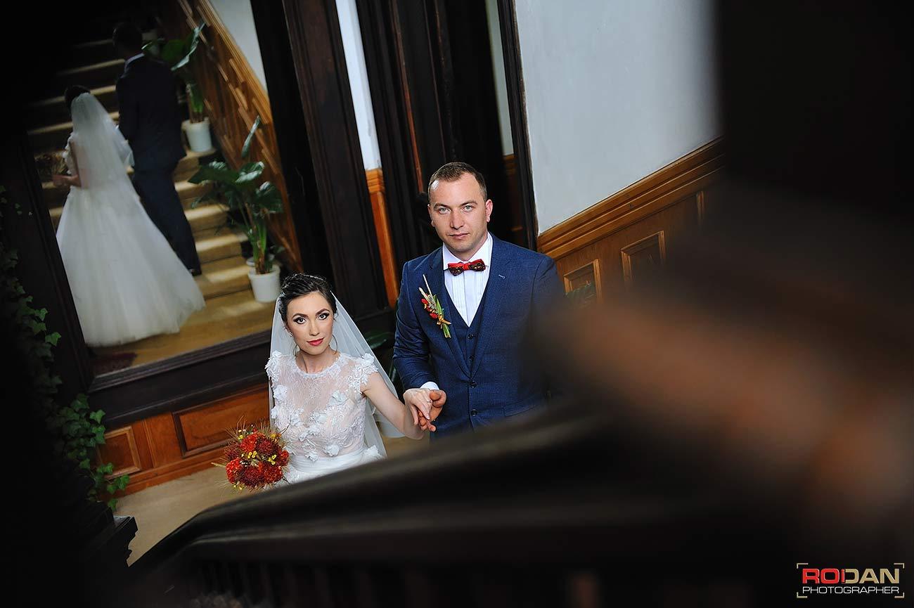 Servicii fotografice pentru nunta Comanesti Bacau