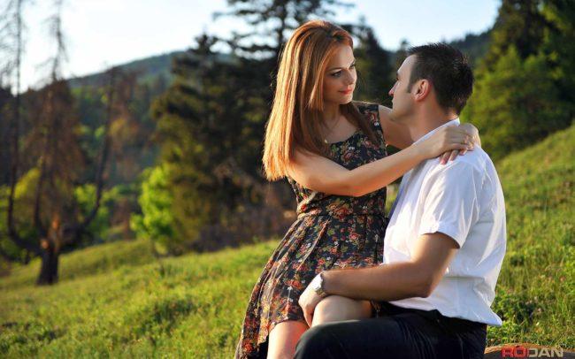 Sedinta foto de logodna - Foto cupluri Piatra Neamt