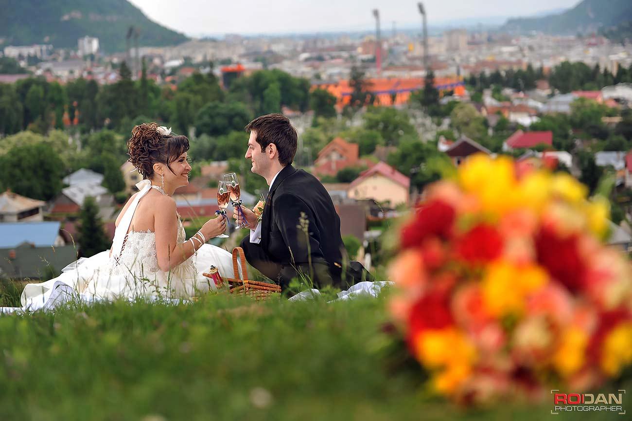 Sedinta foto nunta Piatra Neamt
