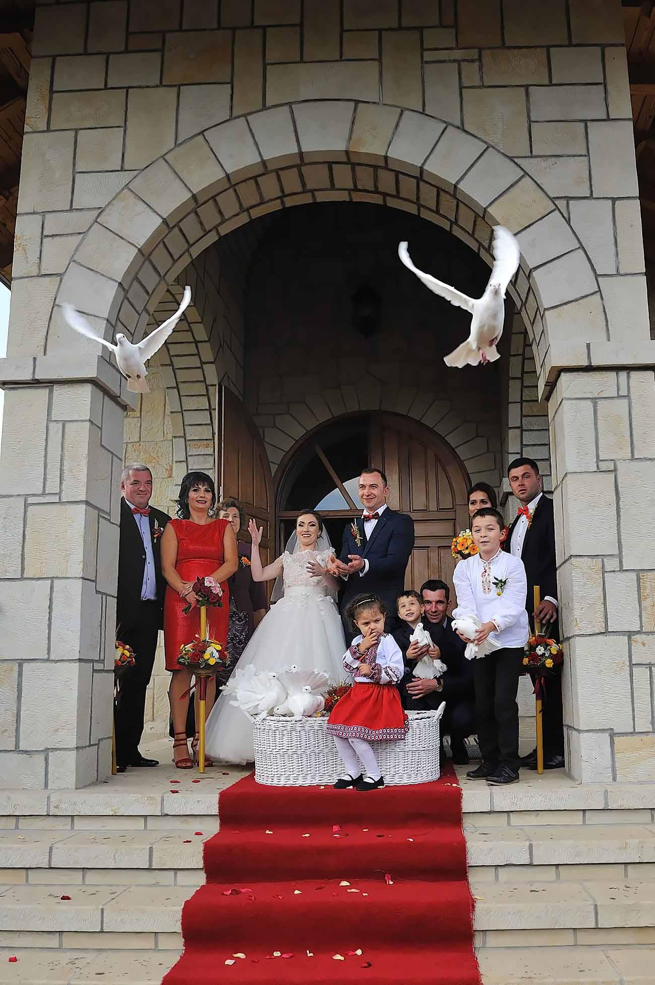 fotografie nunta Comanesti