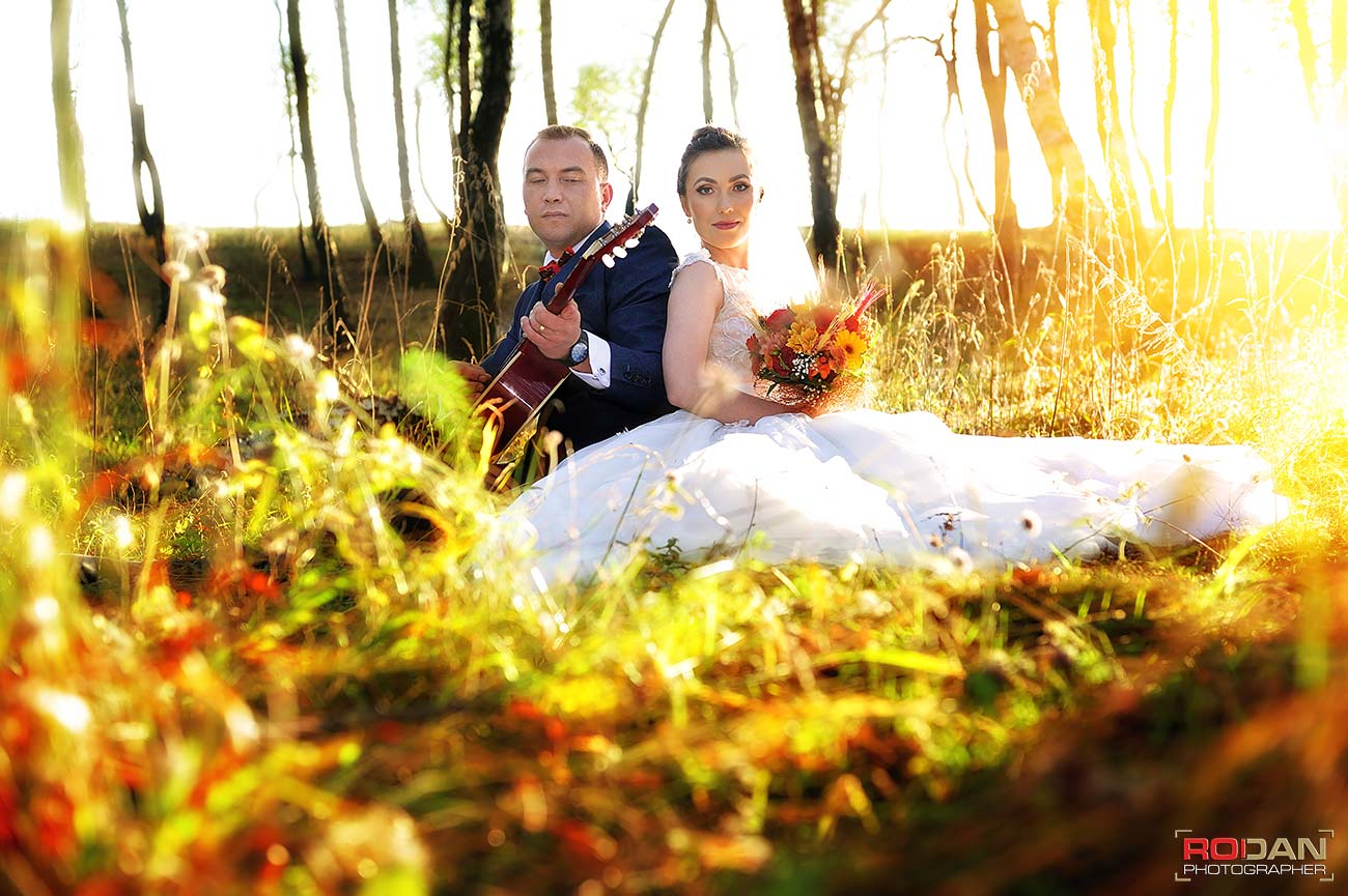 Sedinta foto de nunta Piatra Neamt