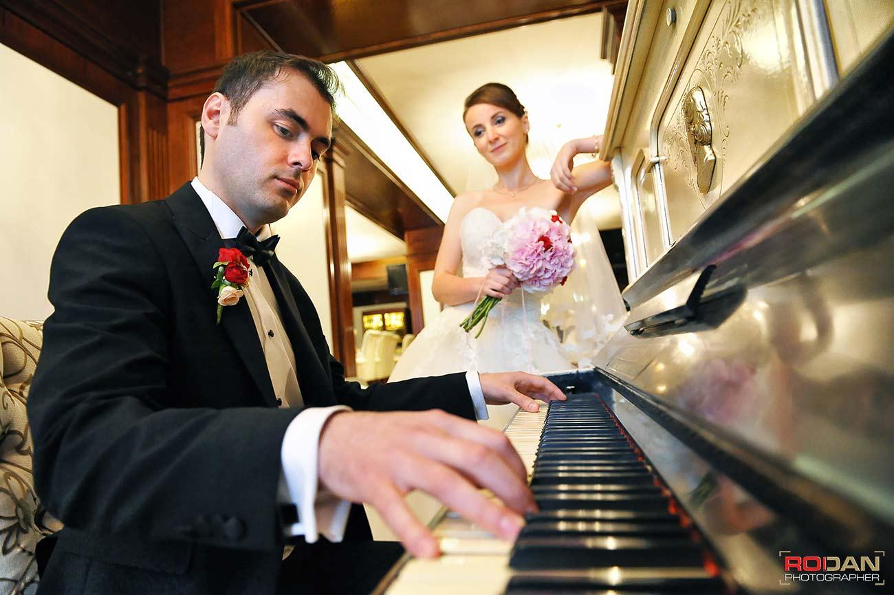 Sedinta foto nunta Roman-Neamt