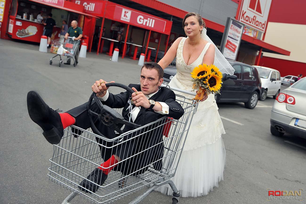 Cea mai tare fotografie de nunta Piatra Neamt