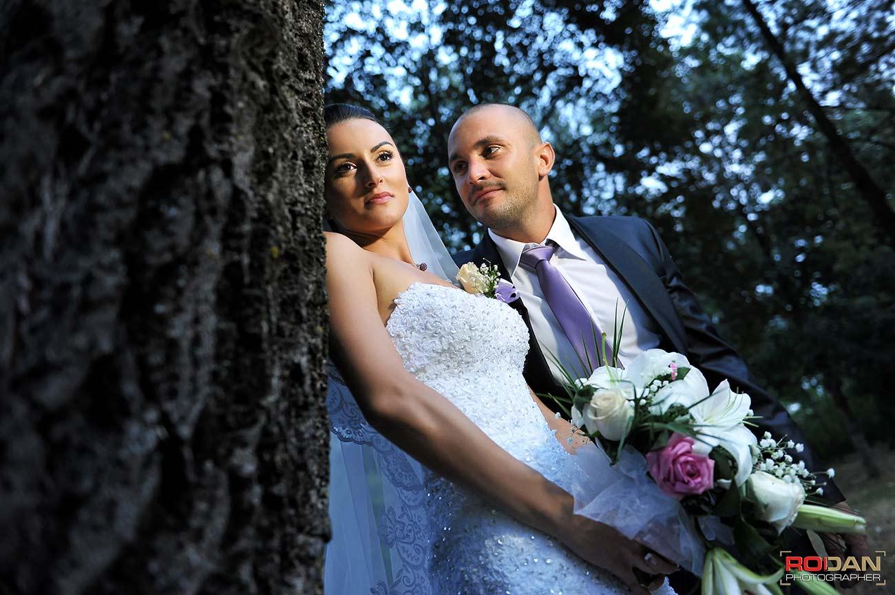 Sedinta foto nunta Bacau
