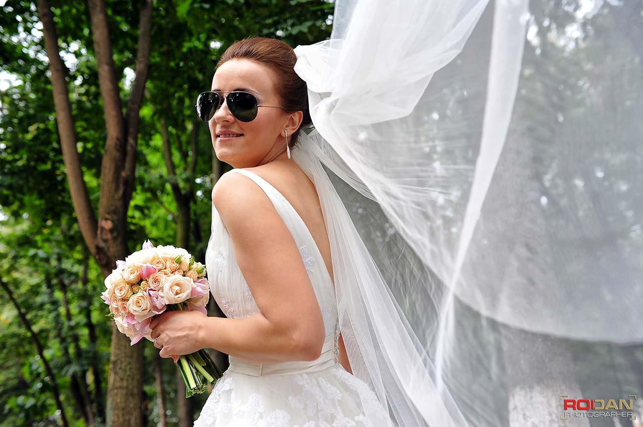 Sedinta foto nunta Roman - Neamt