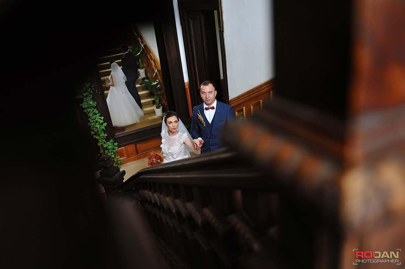 Sedinta foto de nunta Bacau