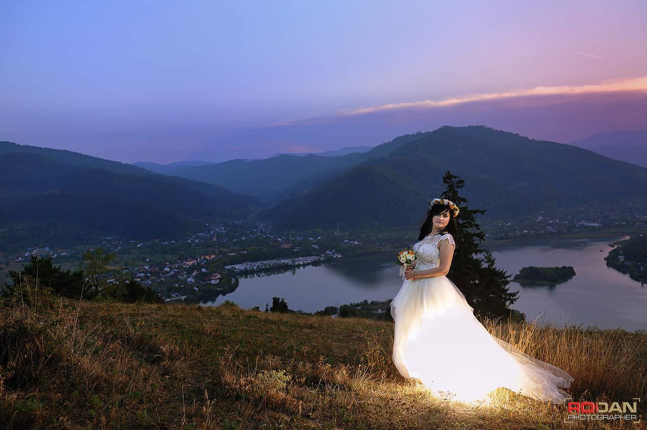 Sedinta foto dupa nunta - TTD