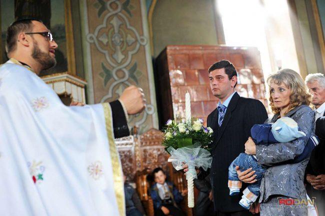 fotografii botez Bacau