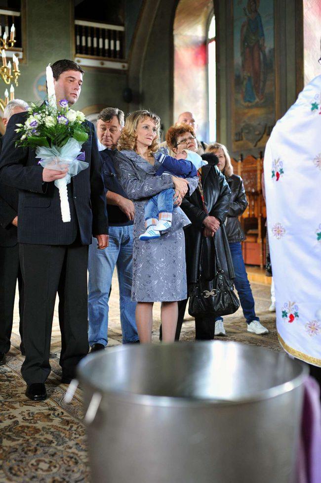 Foto, video, botez Piatra Neamt