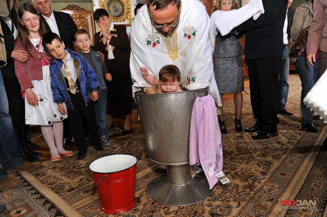 Fotograf pentru botez in Piatra Neamt