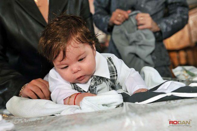fotograf pentru botez Moinesti