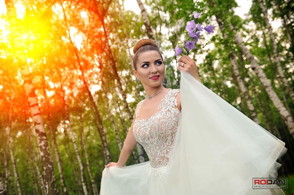 Idei pentru sedinta foto nunta