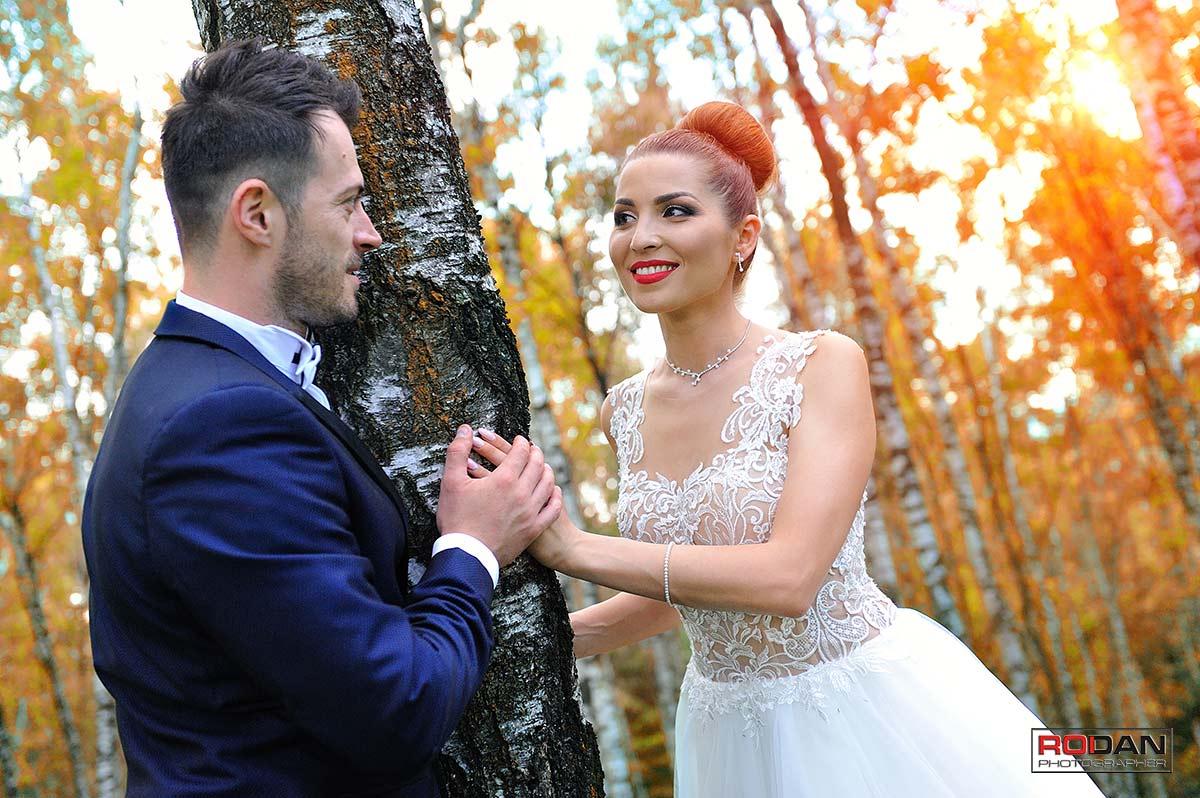 sedinta foto after wedding in Piatra Neamt