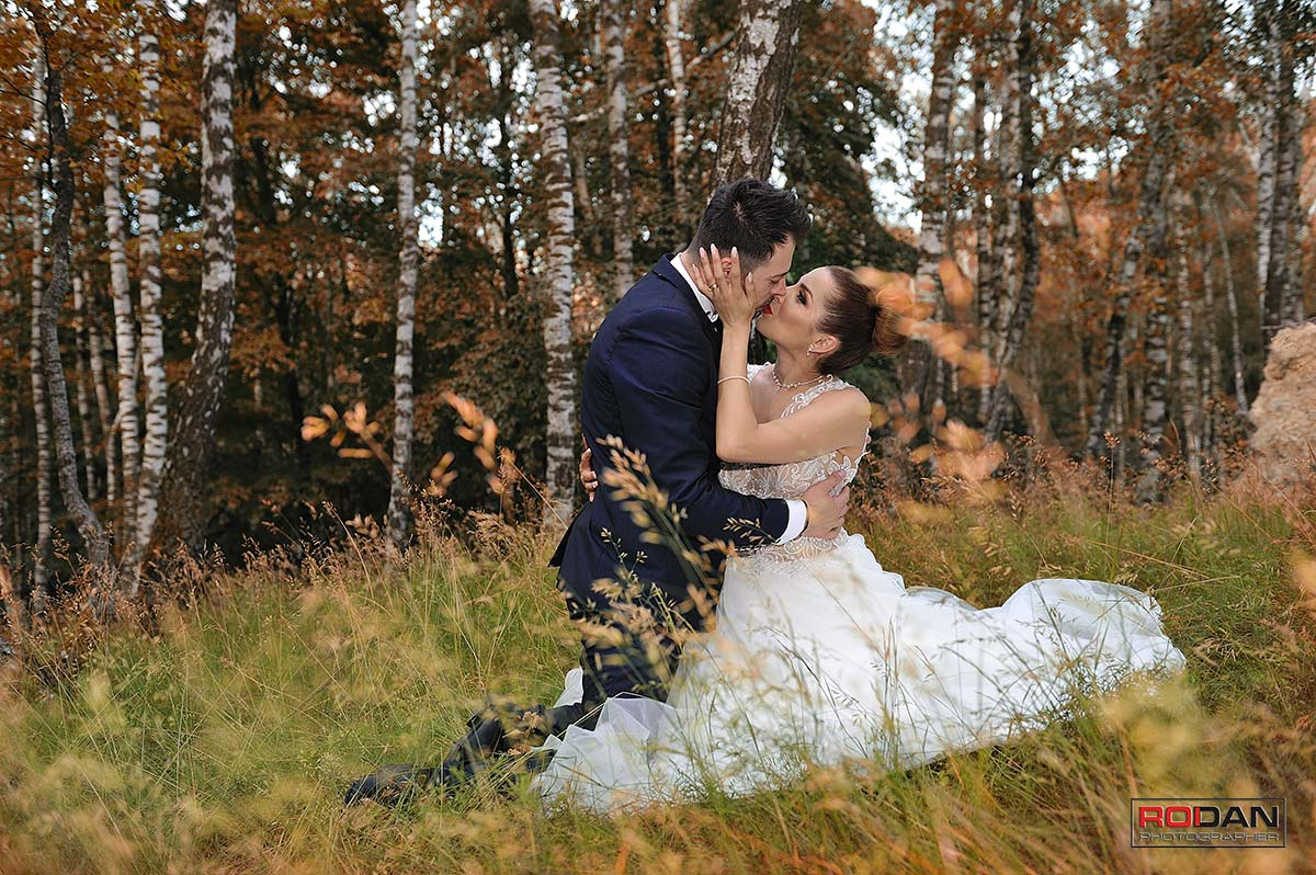 Fotografii realizate la sedinta foto dupa nunta in Piatra Neamt