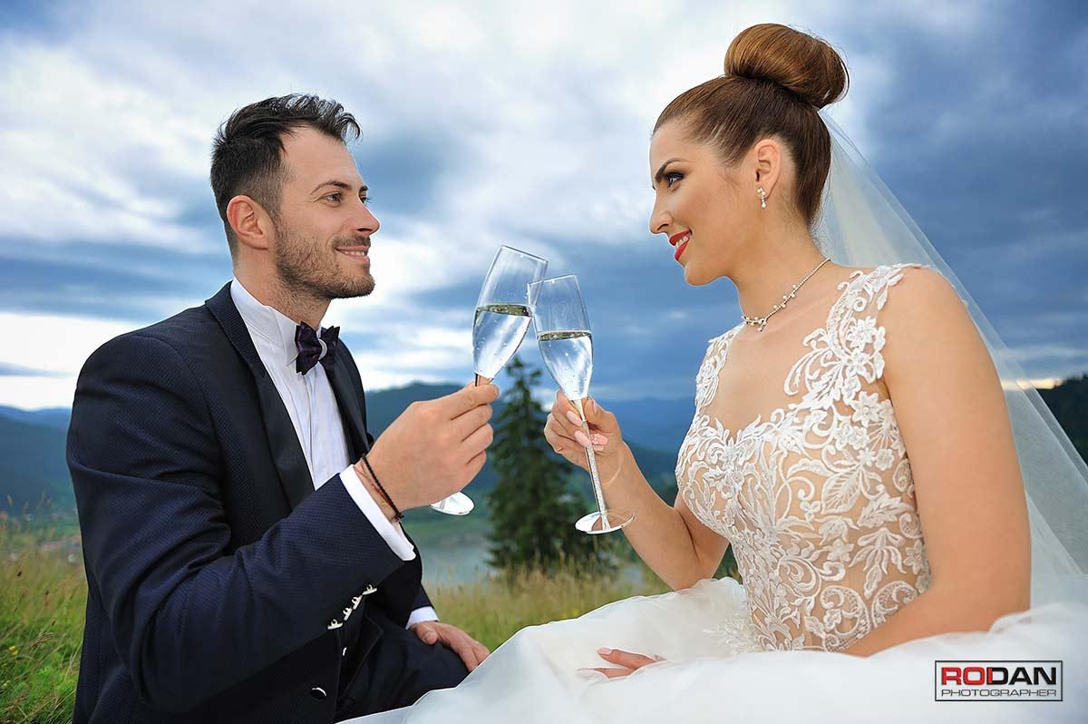 Piatra Neamt sedinta foto dupa nunta, after wed