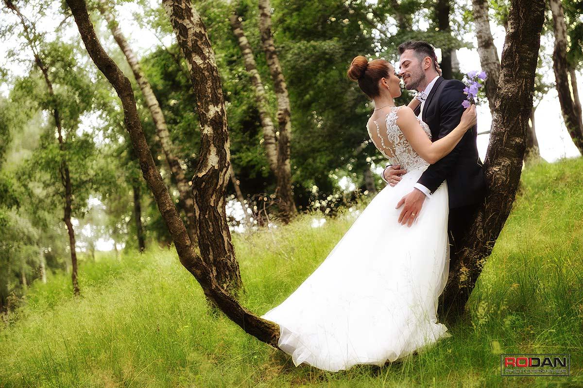 sedinta foto dupa nunta after wed la Bisericani
