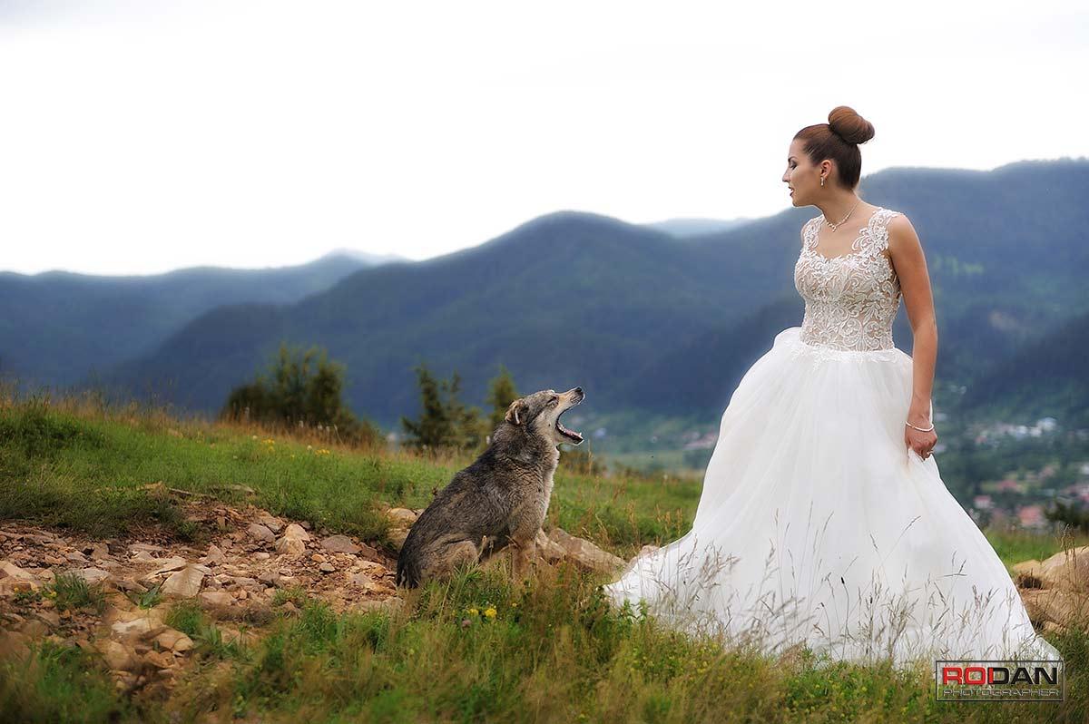 fotografie artistica, sedinta foto dupa nunta