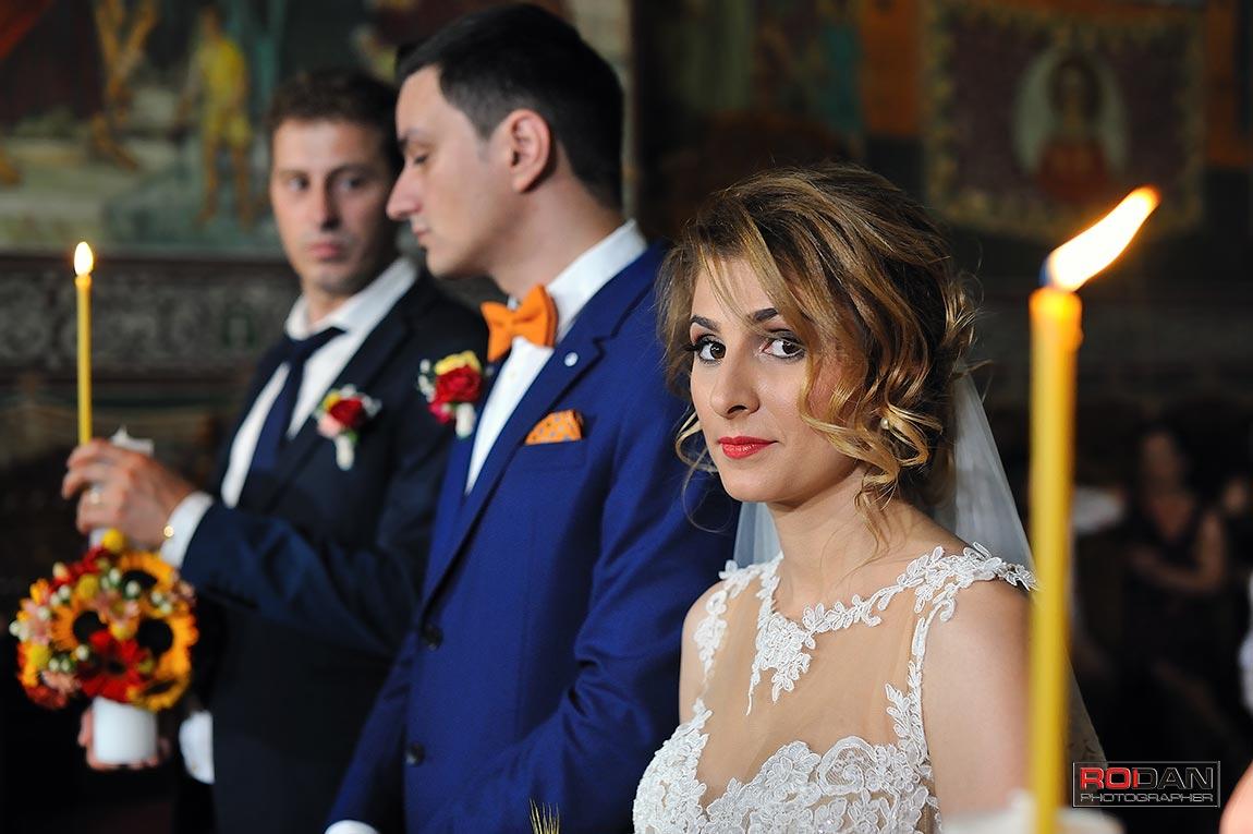 oficiere religioasa casatorie Biserica Trei Ierarhi Piatra Neamt