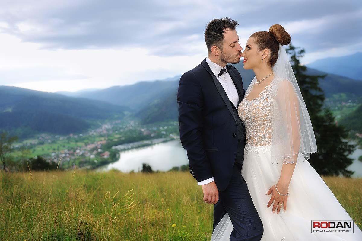 Fotografii de la sedinta foto ce a avut loc dupa nunta