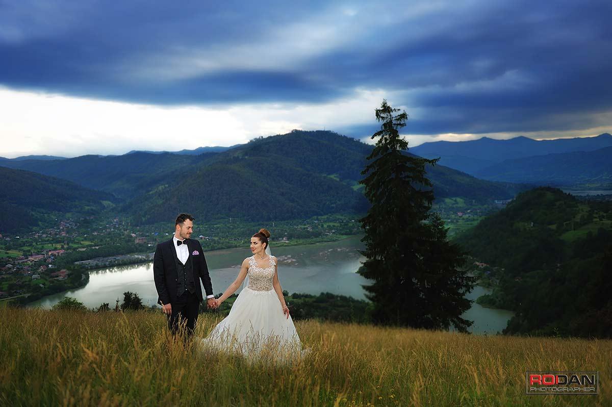 Piatra Neamt sedinta foto dupa nunta