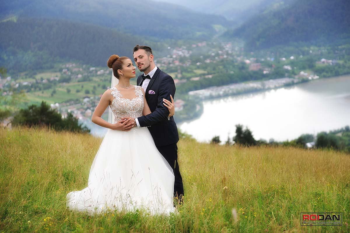 Piatra Neamt sedinta foto dupa nunta, after wed la Bisericani