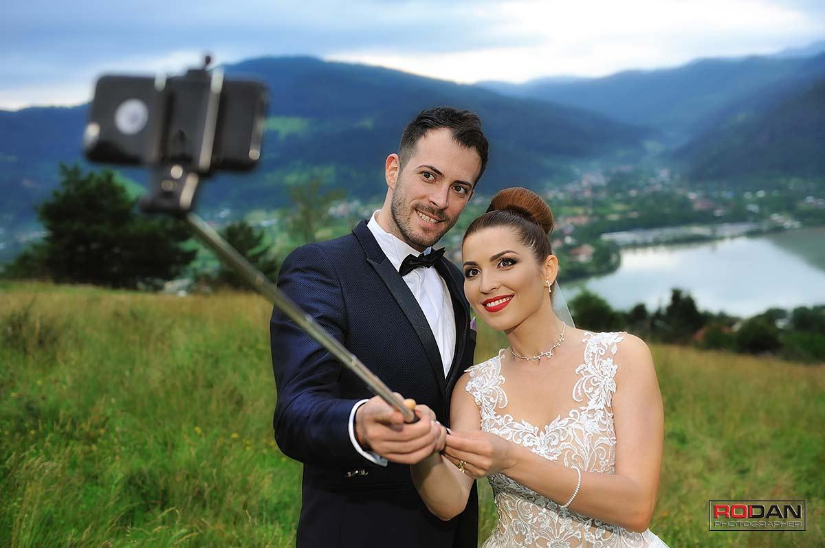 Fotografii dupa nunta sedinta foto dupa nunta Piatra Neamt