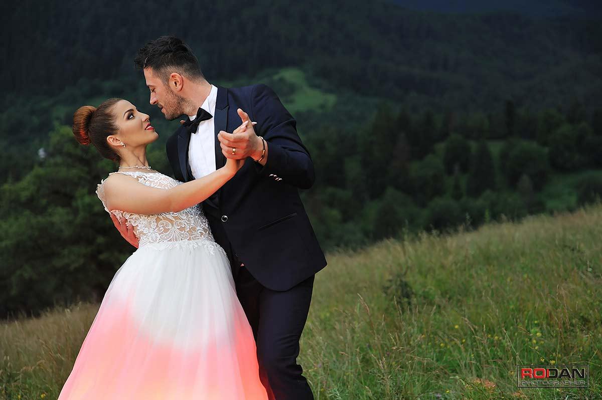 Sedinta foto dupa nunta