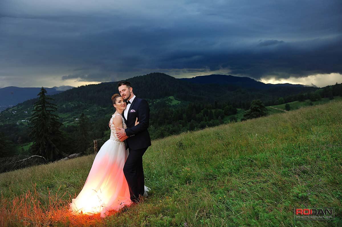 Sedinte foto dupa nunta realizate in Piatra-Neamt